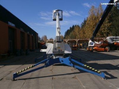 Прицепной телескопический подъемник DENKA Lift DL 30 - 30м